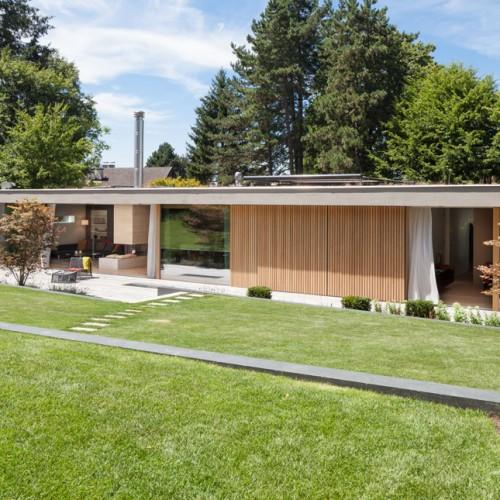 Haus Achermann, Riehen, Wannerpartner Architekten Muttenz